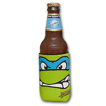 Teenage Mutant Ninja Turtles Leonardo Face Can Bottle Cooler