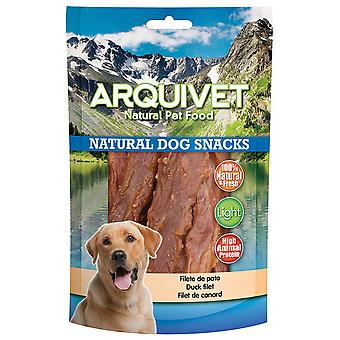 Arquivet Natural Snack for Dogs Steamed Duck Breast (Dogs , Treats , Natural Treats)