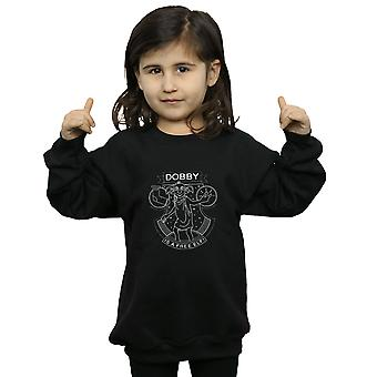 Harry Potter Girls Dobby Seal Sweatshirt