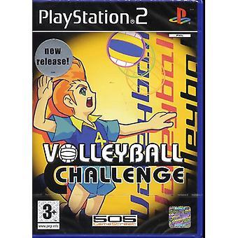Volleybal uitdaging