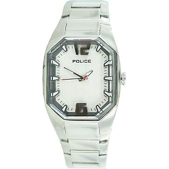 Police ladies watch wristwatch stainless steel analog PL. 12895LS / 04 M