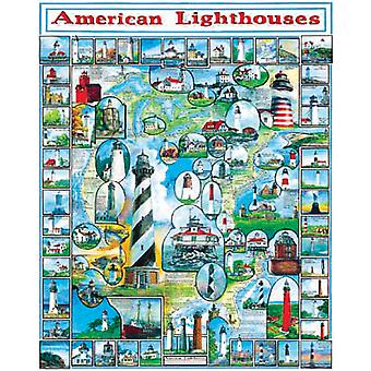 Jigsaw Puzzle By The Sea  1000 Pieces 24