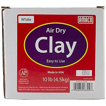 Air-Dry Modeling Clay 10lb-White