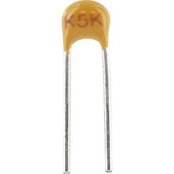 Ceramic capacitor Radial lead 47 nF 50 V 10 %