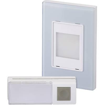 Wireless door bell Complete set Heidehommen 70841 HX Moonlight