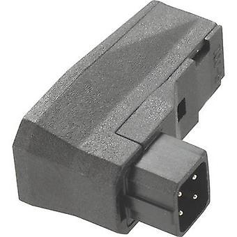 CCTV connector Stecker gewinkelt 718793