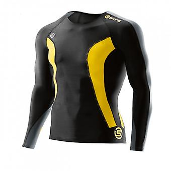 33f9e9f3c96 Skins DNAmic men s Long Sleeve Compression top DA99050059238