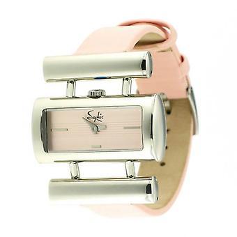 Saphir Ladies Bright Pink Watch 210020E-5