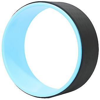 Yoga Rad Blau