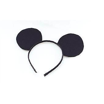 Bnov уши мышь черный почувствовал на заставку