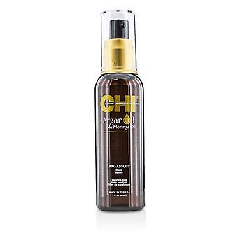 Chi Argan Oil Plus Moringa Oil (Argan Oil) - 89ml/3oz