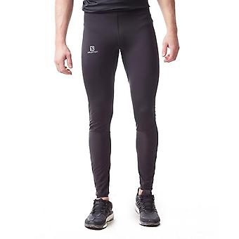 Salomon Agile Warm Men's Running Tights