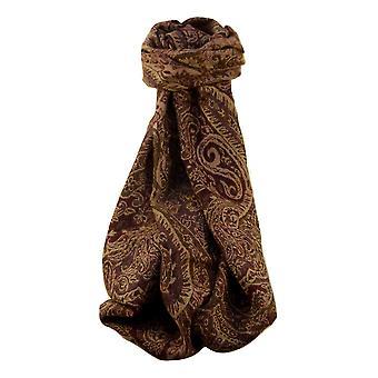 Mens Muffler Scarf 5929 Fine Pashmina Wool by Pashmina & Silk
