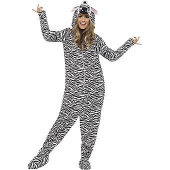 Zebra Costume, Medium
