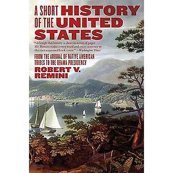 En kort historie av USA - fra ankomst av innfødte Amer
