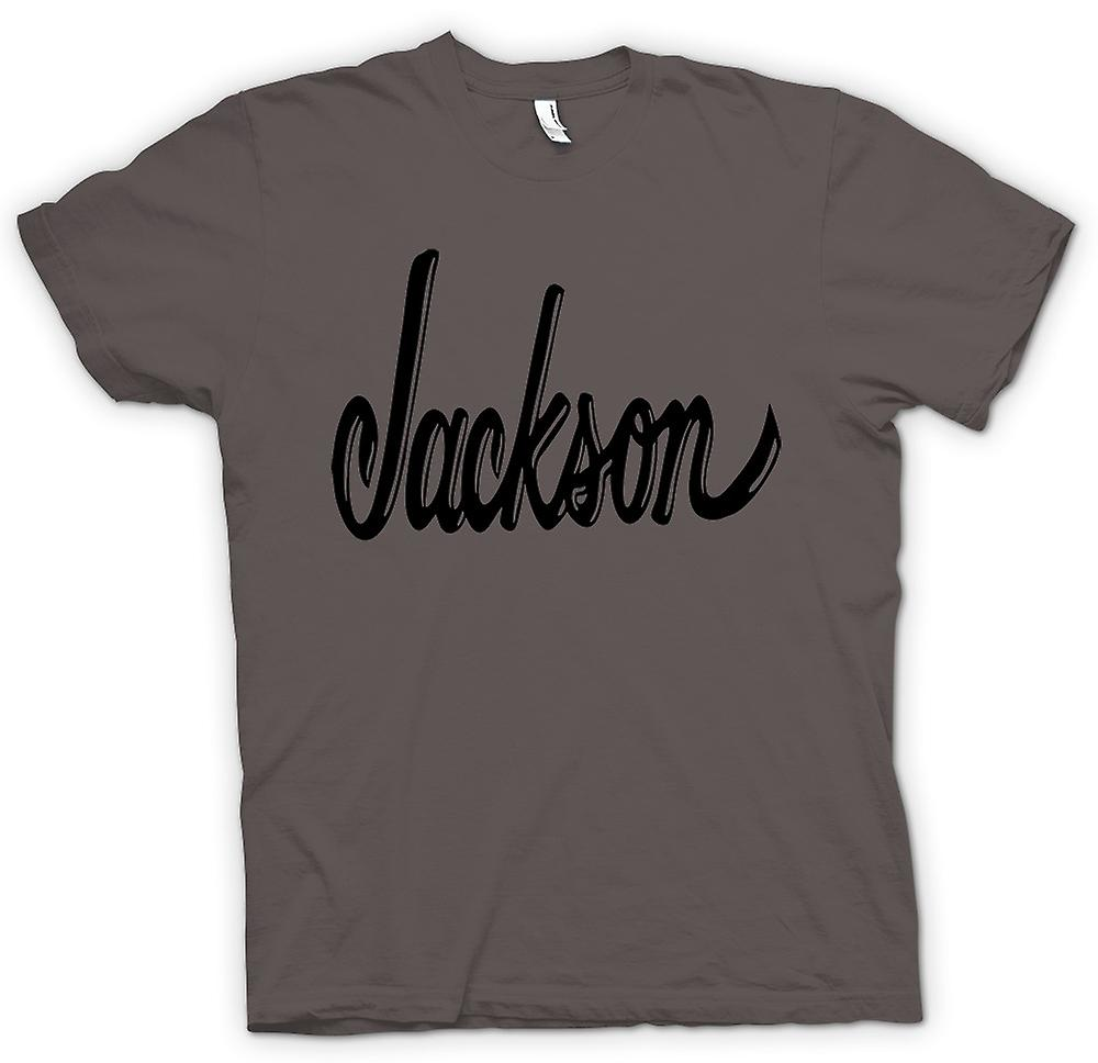 Herren T-Shirt - Jackson - Guitars Rock Blues