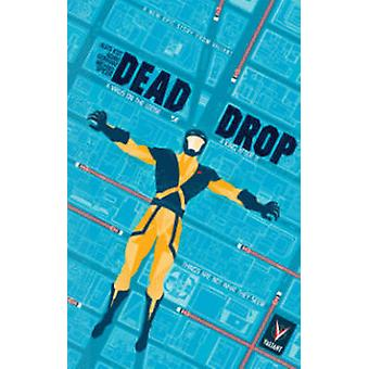 Dead Drop by Adam Gorham - Ales Kot - 9781939346858 Book