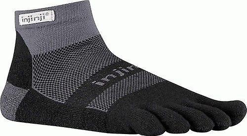 Injinji Run 2.0 Mitte Gewicht Mini Crew Toesocks