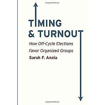 Timing och valdeltagande: hur Off-cykel val gynnar organiserade grupper