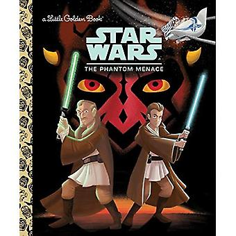 Star Wars: The Phantom Menace (gouden boekje)