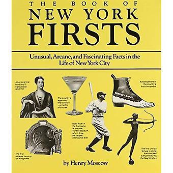 Buch von New York-Premieren (New York State-Serie)