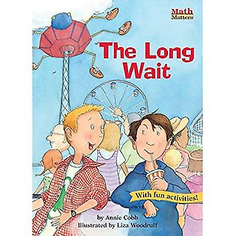 The Long Wait (Math Matters (Kane Press Paperback))