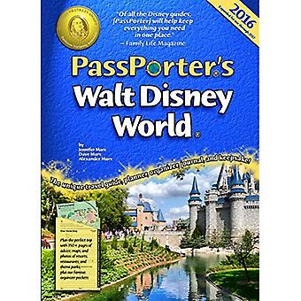 Walt Disney World de passporter 2016
