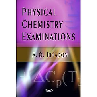Physikalische Chemie Prüfungen