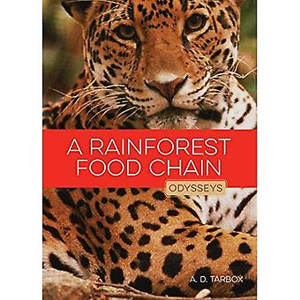 A Rainforest Food Chain: Odysseys in Nature