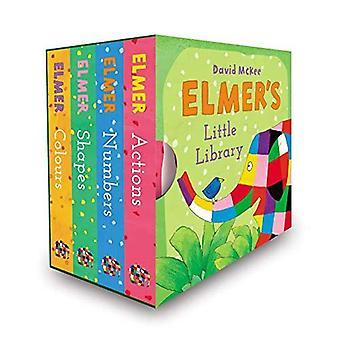 Petite bibliothèque Elmer