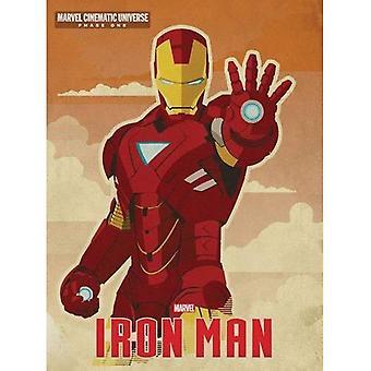 Marvel Iron Man: Marvel univers cinématographique Phase 1