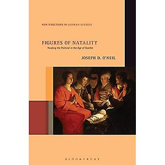 Figures of Natality: Reading the Political in the Age of Goethe (New Directions in German Studies)