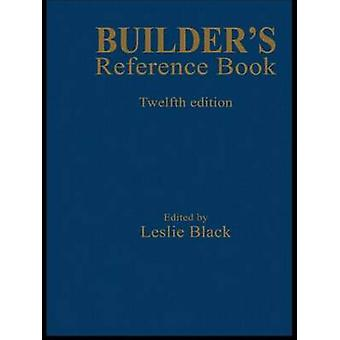 Builders Reference Book by Black & Leslie