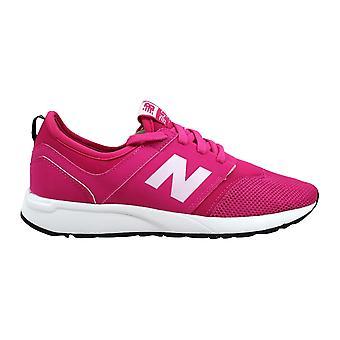 75d084f478e35 New Balance 247 Classic Pink Flamingo KL247PPG Grade-School