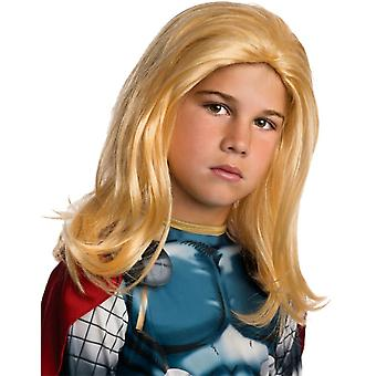 Thor Wig For Children