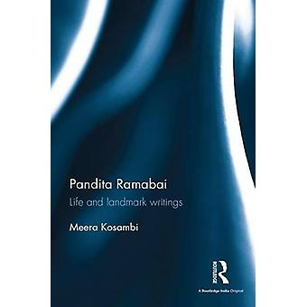Pandita Ramabai  Life and landmark writings by Kosambi & Meera