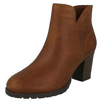 Damen Clarks zippen Ankle Boots Verona Trish