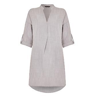 Woven Crinkle Dress