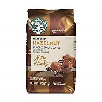 Starbucks hazelnoot gemalen koffie