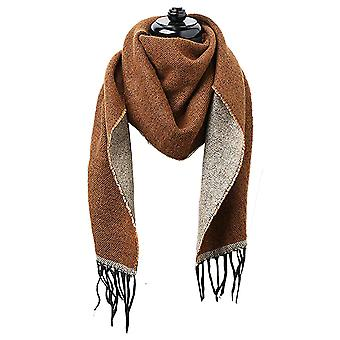 Outdoor Look Mens Lightweight Two Tone Scarf Neckwarmer