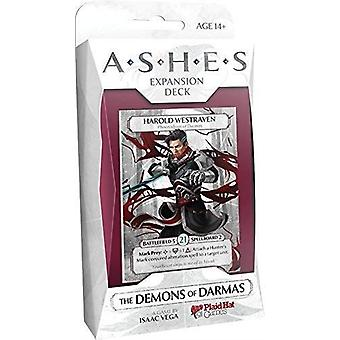 Ashes Rise of the Phoenixborn - The Demons of Darmas Expansion Card Game