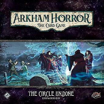 The Circle Undone Arkham Horror LCG Expansion Pack