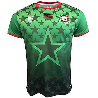 2017-2018 Kenya Third Football Shirt