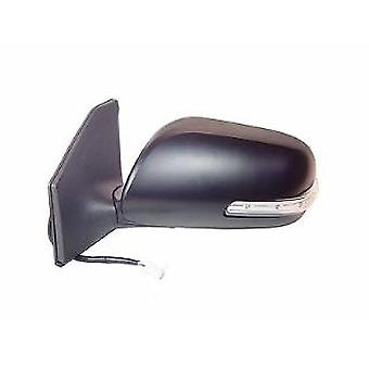 Left Mirror (Electr, Indicator, power fold) For Toyota AVENSIS Estate, 2006-2009