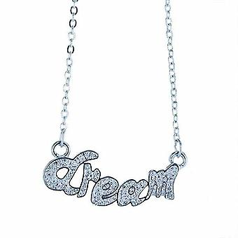Necklace with Silver dream Pendant