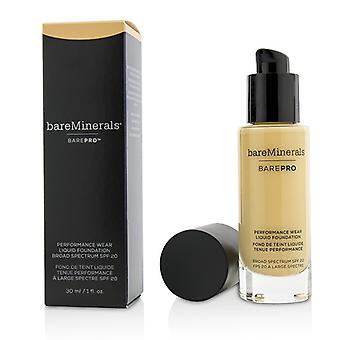 BareMinerals BarePro Performance Wear teint liquide SPF20 - Aspen # 04 30ml / 1oz