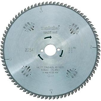 Hard-metal circular saw blades multi cut HW/CT 305x30 96 FZ/TR5 Metabo 628091000