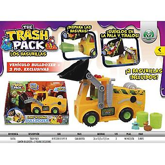 Giochi Preziosi Trasch Pack Bulldozer (Kids , Toys , Action Figures , Vehicles)
