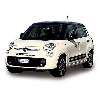 Burago Fiat 500L (Toys , Vehicles And Tracks , Mini Vehicles , Cars)