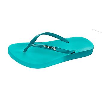 Rider Rio Womens Flip Flops / Sandals - Blue